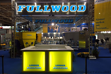 Fullwood Messestand
